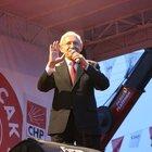 CHP Genel Başkanı Kemal Kılıçdaroğlu, Denizli'de seçmenlere seslendi