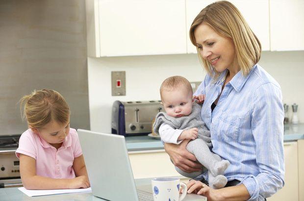 Kamuda çalışan anneye erken emeklilik müjdesi