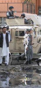 Afganistan'da misafirhaneye kanlı saldırı