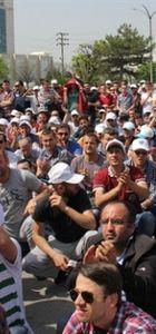 Renault'ta işçilerin eylemi sona erdi