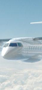 Ahmet Davutoğlu yerli yolcu uçağı tanıtımında konuştu!