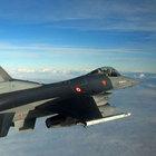 Suriye'den F-16'lara  taciz!