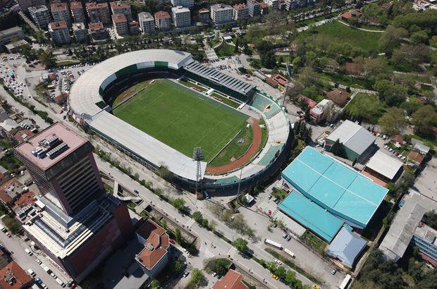 Bursaspor Galatasaray Türkiye Kupası maçı biletleri