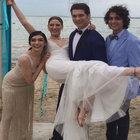 Sonunda evlendiler!