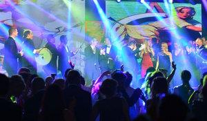 TESYEV'in 16. kuruluş yıldönümü muhteşem bir geceyle kutlandı