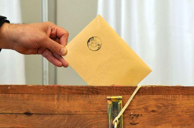 Yurtdışında 685 bin 158 Türk seçmen oy kullandı