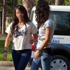 'Heyecan olsun' diye hırsızlık yapan liseli kızlar polise yakalandı