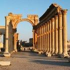 IŞİD: Palmira antik kenti zarar görmeyecek