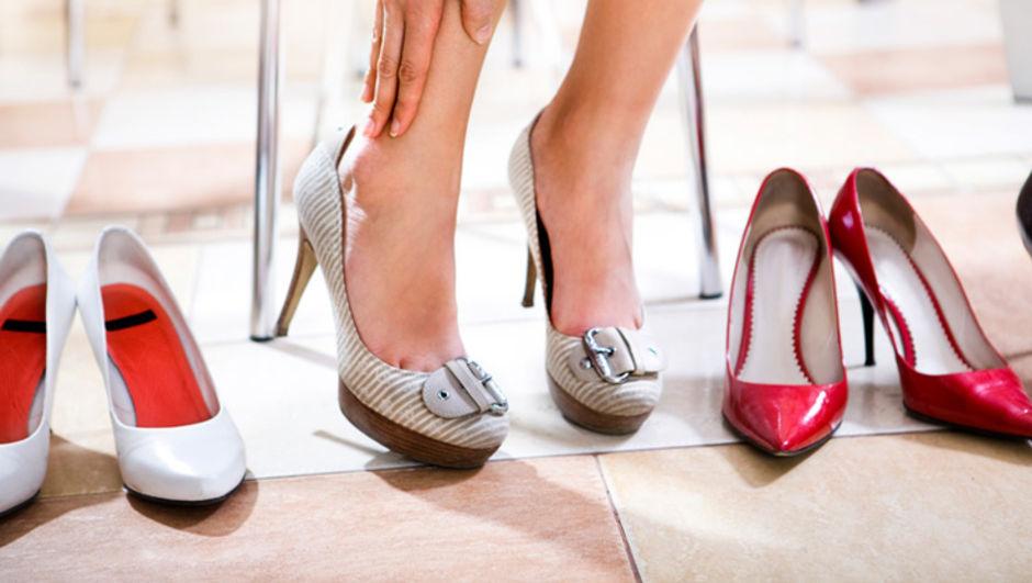 Ayakkabı seçimi, ayak sağlığı
