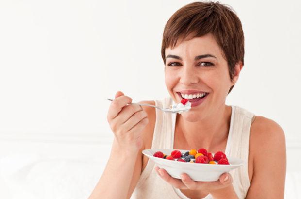 Zayıflatan besinlerle hayatın tadını çıkarın