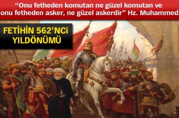 İstanbul'un fethindeki bilinmeyen detay!