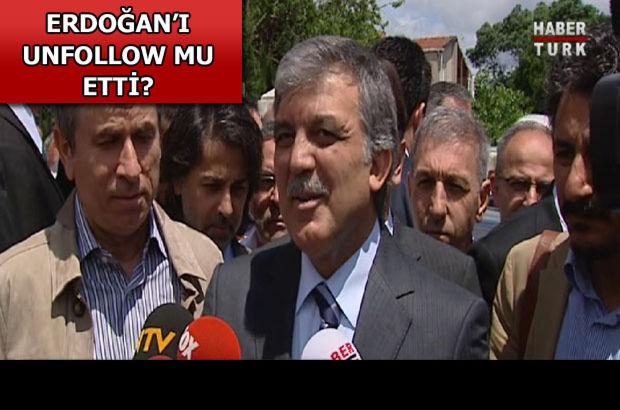 Abdullah Gül'den Selahattin Demirtaş'a oy cevabı