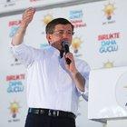 Başbakan Ahmet Davutoğlu'ndan Van'da önemli açıklamalar