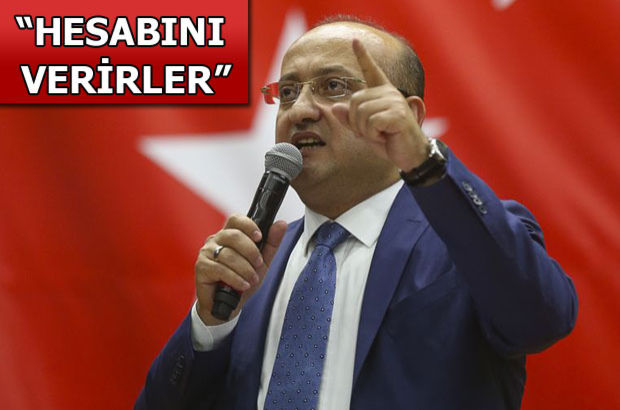 Yalçın Akdoğan'dan, Şırnak'ta HÜDA PAR'lılara saldırı açıklaması