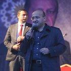 """Yanlçın Akdoğan: """"HDP'nin kuyruğuna takılmışlar """""""