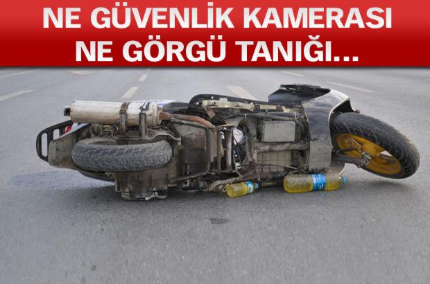 İstanbul'da esrarengiz kaza!