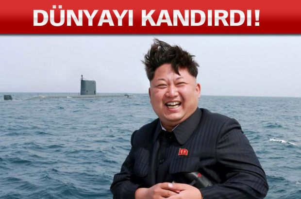 Kuzey Kore'den nükleer oyunu