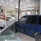 Ankara'da çalıntı araçla kepenk kırıp hırsızlık yapıyorlar