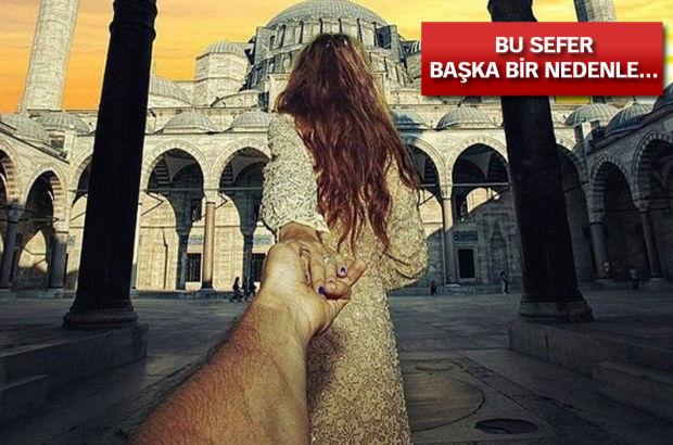 Fenomen çift yine İstanbul'a geldi...