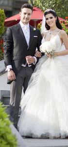 Hatice Şendil ile Burak Sağyaşar evlendi