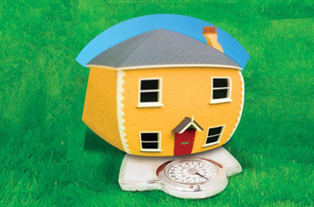 Kilo almanızın sebebi eviniz olabilir!
