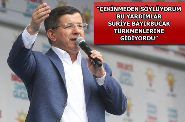 """CHP'ye oy vereceklere sesleniyorum..."""