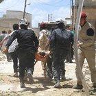 Halep'te varil bombalı saldırı: 71 ölü