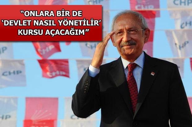 Kılıçdaroğlu, CHP'nin İzmir mitinginde konuştu