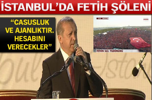 Cumhurbaşkanı Erdoğan: Amerika'da New York Times diye bir paçavra var...