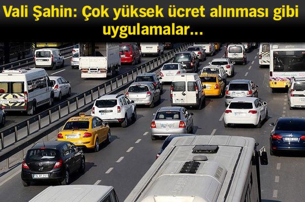İstanbul trafiğine çözüm önerisi