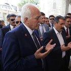Milli İttifak liderleri Fatih Sultan Mehmet'in türbesini ziyaret etti