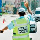 Trafik denetimlerinde 54 bin sürücüye ceza
