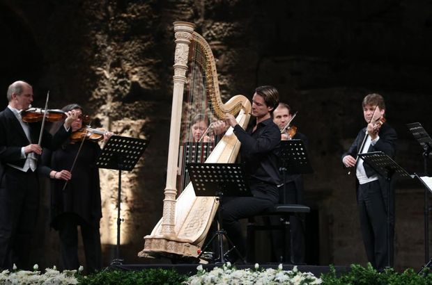 43. İstanbul Müzik Festivali başladı