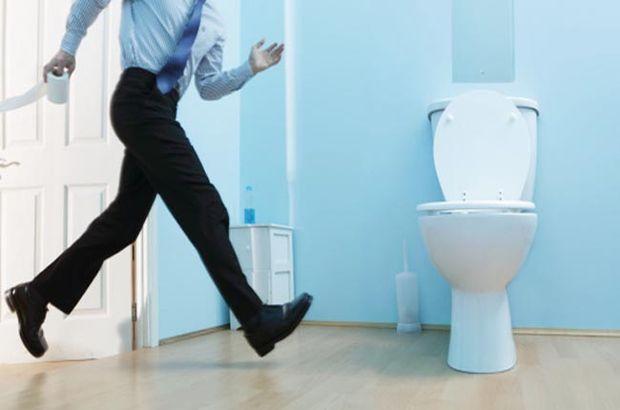 Tuvalet alışkanlıklarındaki değişimleri hafife almayın