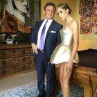 Sylvester Stallone'dan kızına destek