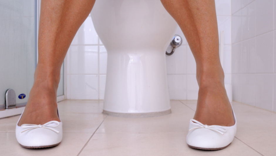 Doğru tuvalet pozisyonu