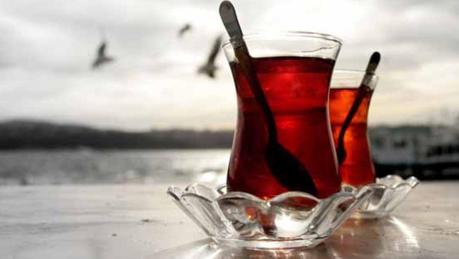 Obezite riski, şekerli çay