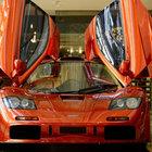 McLaren F1 görücüye çıktı