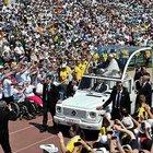 Papa Franciscus Bosna Hersek'te ayin yönetti