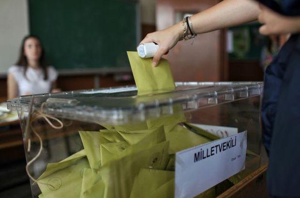 Aksaray Seçim Sonuçları