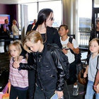 Angelina Jolie ve Brad Pitt Fransa'da