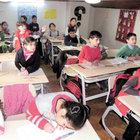 Suriyeliler, çocukları için 40 okul açtı