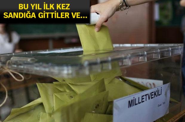 7 Haziran genel seçimi, genç seçmen