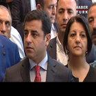 Selahattin Demirtaş: Silahlar konusunda çağrı yapacak Öcalan'dır
