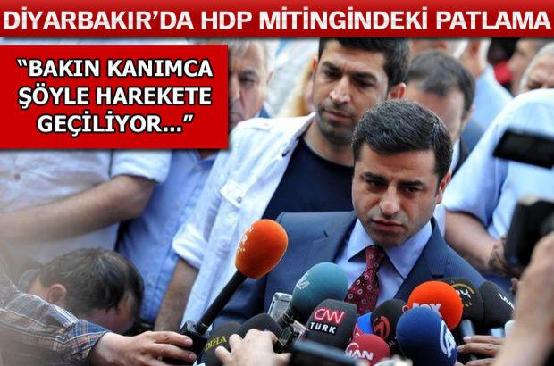 Selahattin Demirtaş HDP