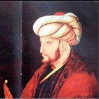 'Fatih ve Şehzadesi' tablosuna yakın markaj