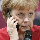 Merkel'in telekulak dosyası kapandı