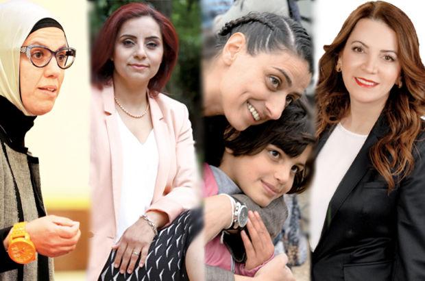 Yeni meclisin 4 farklı kadın vekili