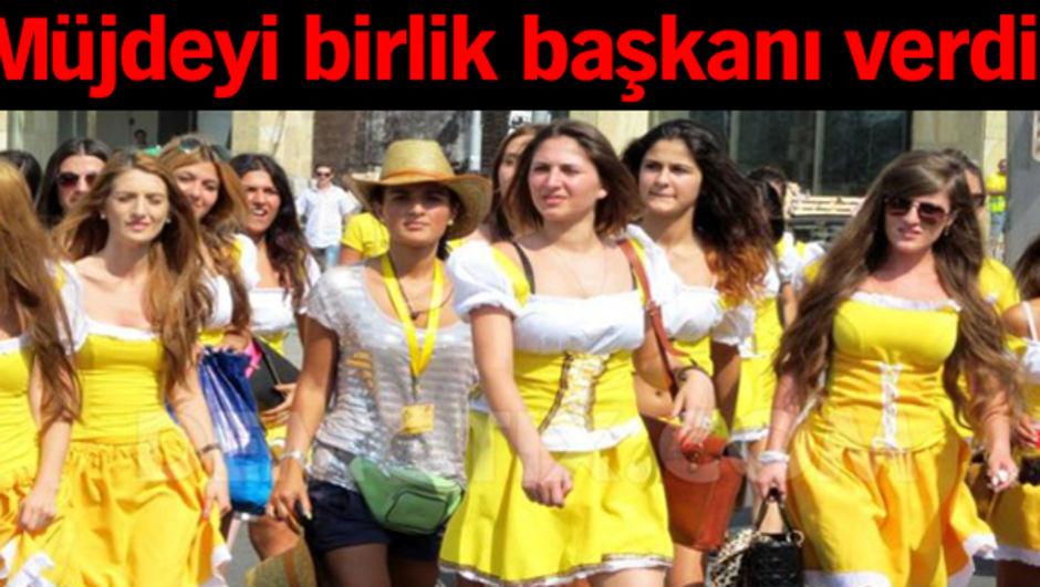 Türklere 1 yıl vize yok!