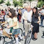 Akgün'den 100 başarılı öğrenciye 100 bisiklet